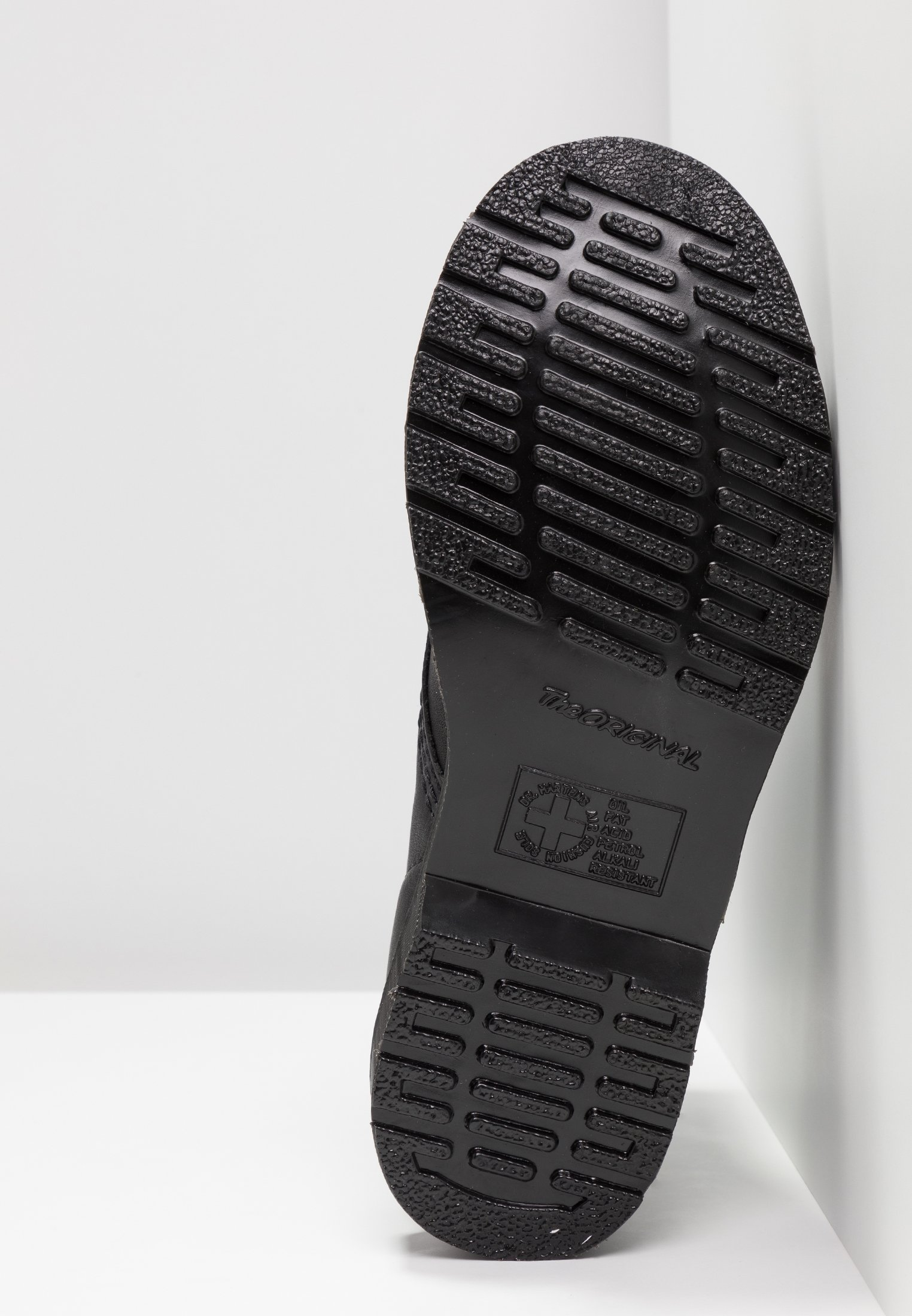 Dr. Martens 1460 PASCAL MONO 8 EYE BOOT - Snørestøvletter - black virginia