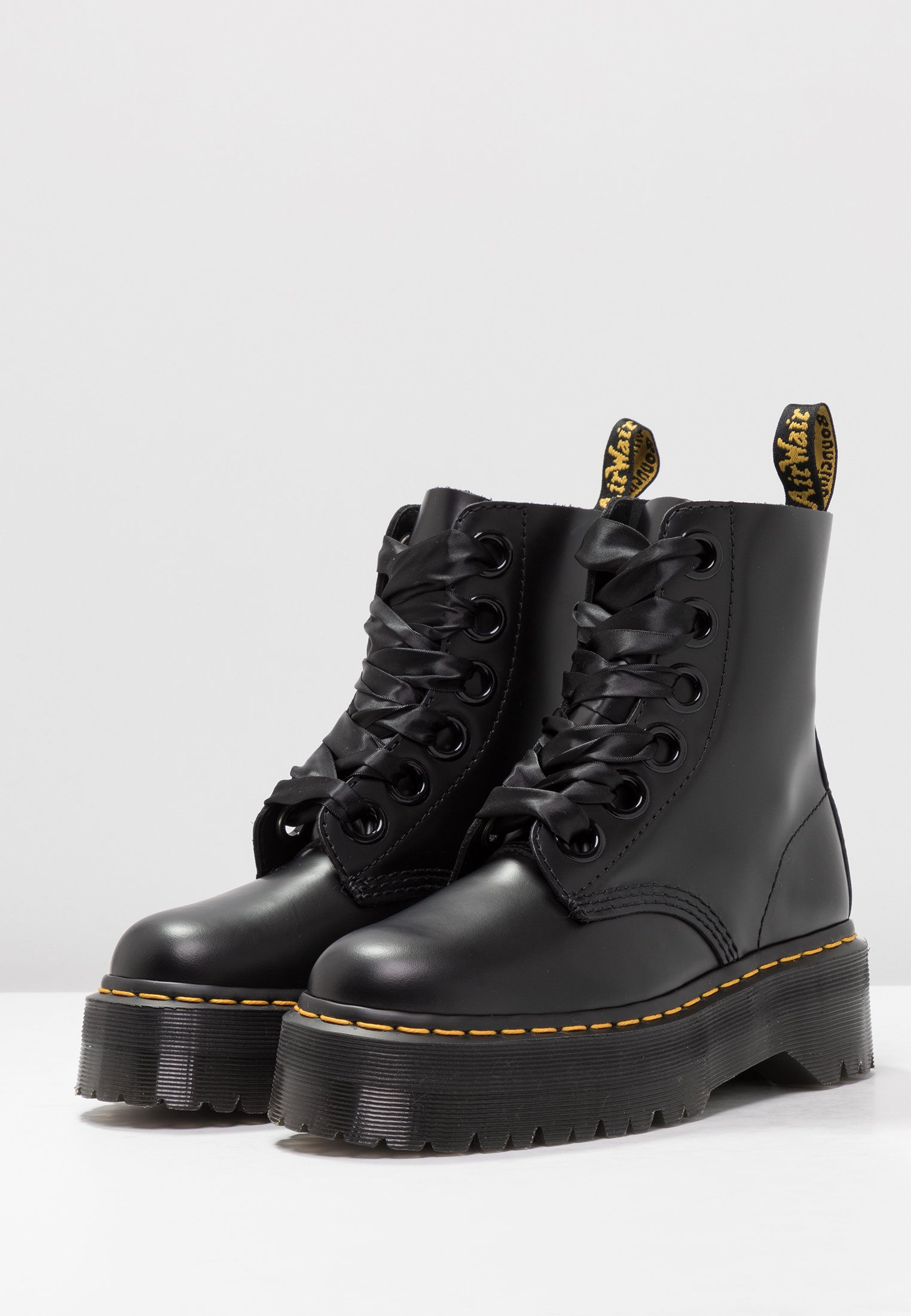 Dr. Martens - MOLLY - Plateaustiefelette