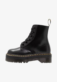 Dr. Martens - MOLLY - Plateaustiefelette - black - 1