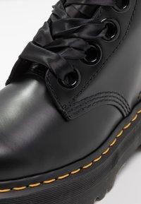 Dr. Martens - MOLLY - Platform ankle boots - black - 2