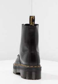 Dr. Martens - MOLLY - Platform ankle boots - black - 5