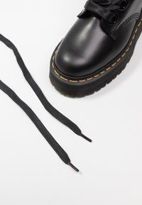 Dr. Martens - MOLLY - Plateaustiefelette - black - 7