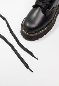 Dr. Martens - MOLLY - Platform ankle boots - black - 7