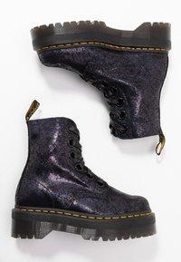 Dr. Martens - MOLLY - Platform ankle boots - black - 3