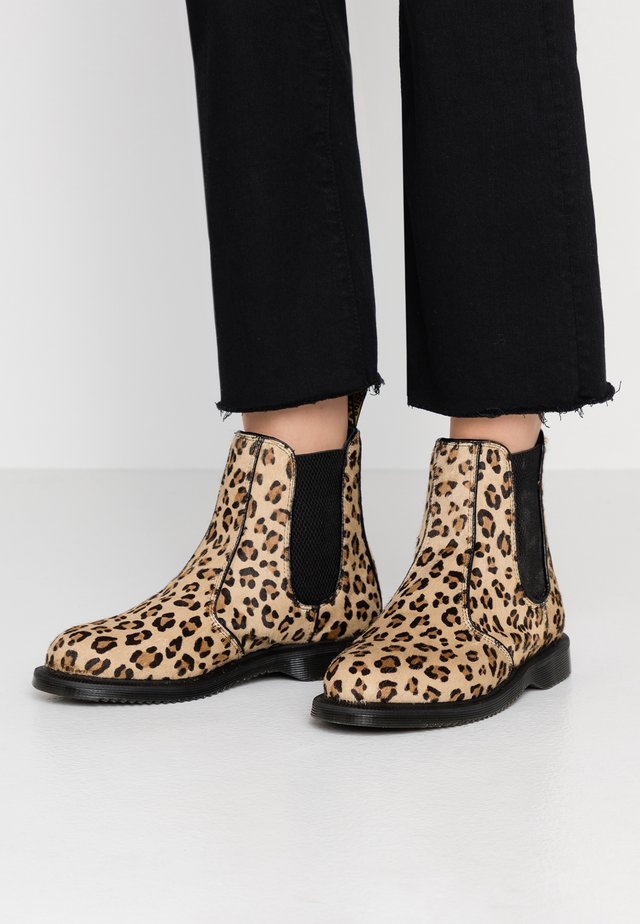 FLORA ON - Ankle boots - brown