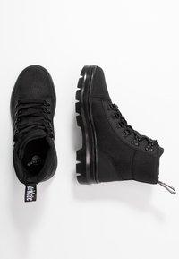 Dr. Martens - COMBS - Platform ankle boots - black - 3