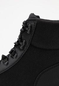 Dr. Martens - COMBS - Platform ankle boots - black - 2
