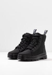 Dr. Martens - COMBS - Platform ankle boots - black - 4