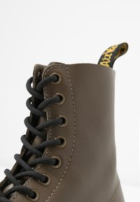 Dr. Martens - 1460 PASCAL - Lace-up ankle boots - olive - 2