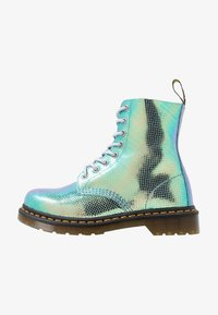 Dr. Martens - 1460 PASCAL - Lace-up ankle boots - blue iridescent - 1