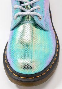 Dr. Martens - 1460 PASCAL - Lace-up ankle boots - blue iridescent - 2