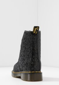 Dr. Martens - 1460 FARRAH - Lace-up ankle boots - black chunky glitter - 5