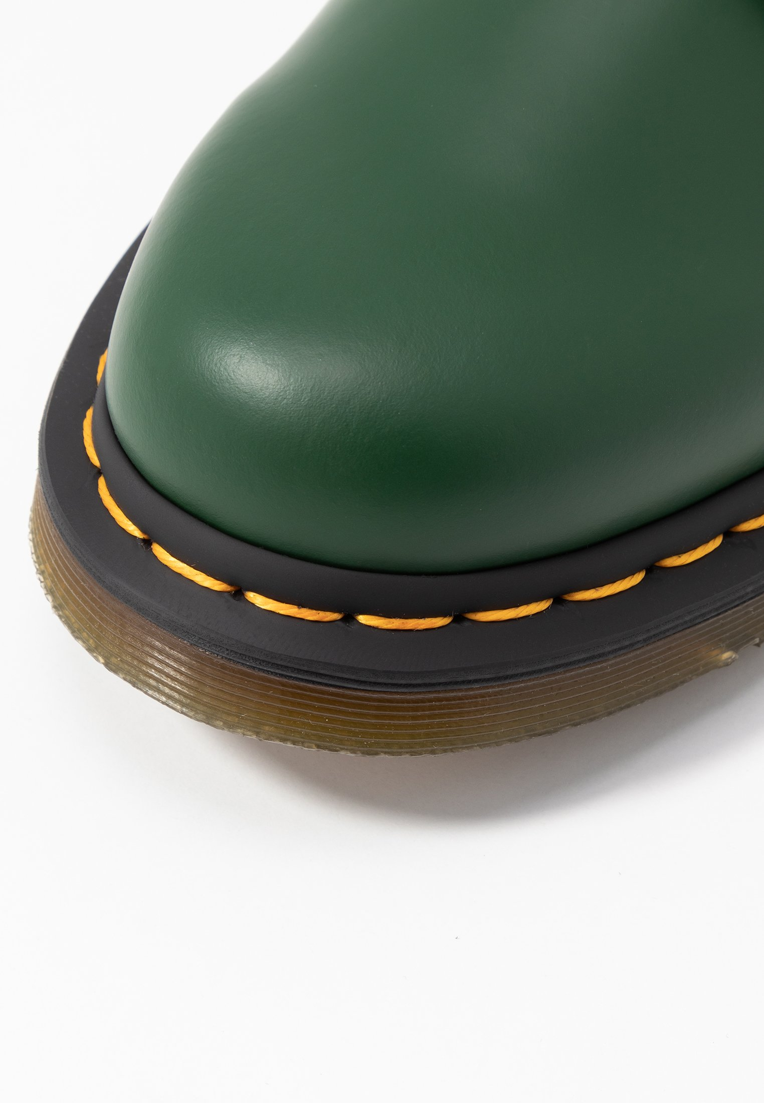 Dr. Martens 1460 Boot - Veterboots Green Smooth Goedkope Schoenen