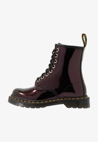 Dr. Martens - 1460 8 EYE BOOT - Lace-up ankle boots - purple/royal sparkle - 1