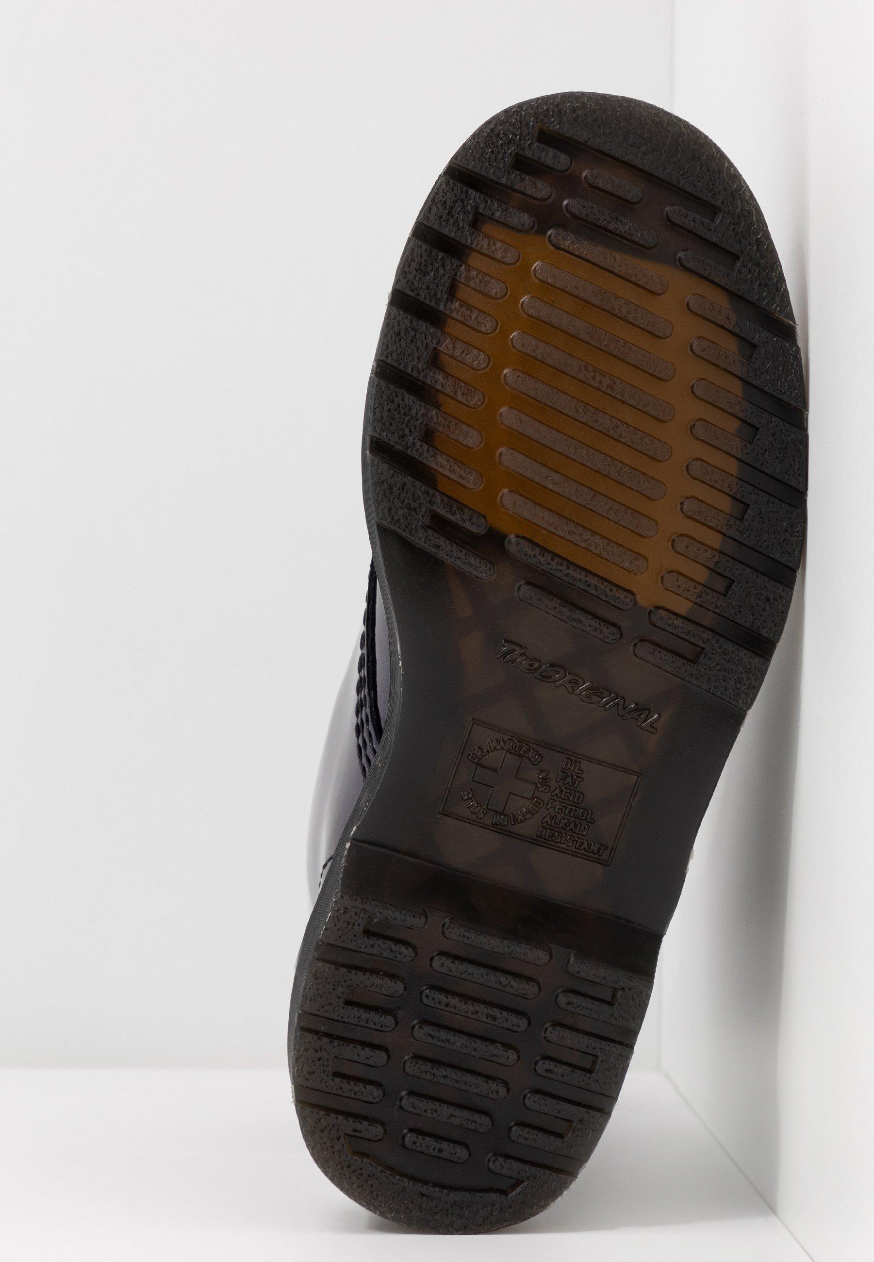Dr. Martens 1460 8 Eye Boot - Snörstövletter Teal/pacific Sparkle