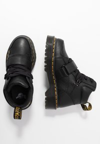 Dr. Martens - ZUMA II 5 EYE - Botines bajos - black virginia - 3