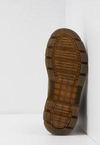 Dr. Martens - COMBS TECH - Platform ankle boots - olive - 6