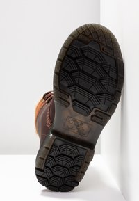Dr. Martens - 1460 KOLBERT SNOWPLOW - Lace-up ankle boots - dark brown - 6