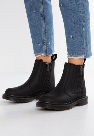 2976 ALYSON ZIPS SNOWPLOW - Classic ankle boots - black