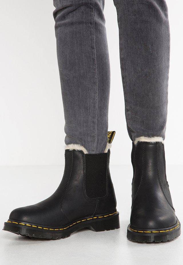 2976 LEONORE - Støvletter - black