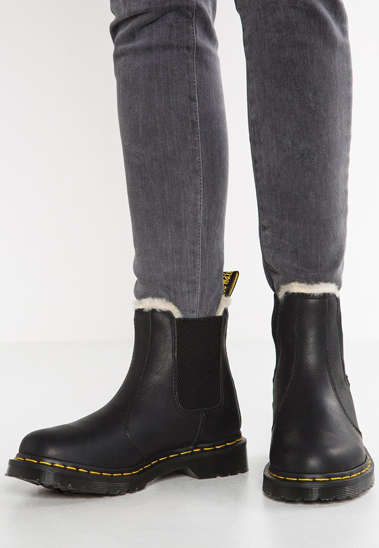 Dr. Martens - 2976 LEONORE - Classic ankle boots - black