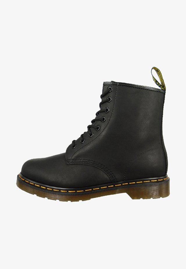 1460 BOOT - Lace-up ankle boots - schwarz
