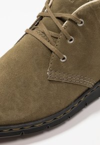 Dr. Martens - LAWFORD MID - Casual lace-ups - olive - 5