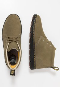 Dr. Martens - LAWFORD MID - Casual lace-ups - olive - 1