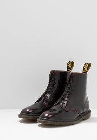 Dr. Martens - WINCHESTER II VEGAN BOOT - Lace-up ankle boots - cherry red arcadia - 2