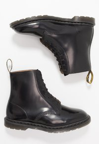 Dr. Martens - WINCHESTER II VEGAN BOOT - Lace-up ankle boots - black - 1