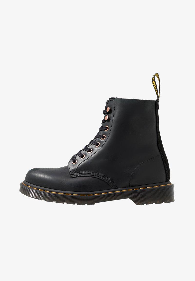 Dr. Martens - 1460 PASCAL - Snørestøvletter - black