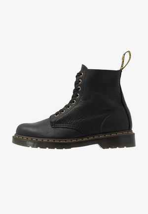 1460 PASCAL - Botines con cordones - black ambassador