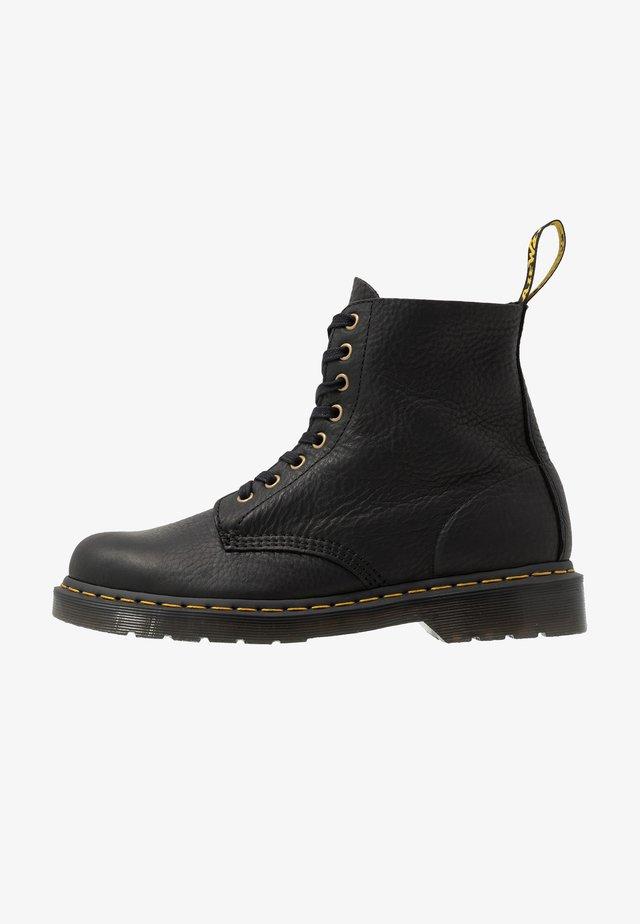 1460 PASCAL - Lace-up ankle boots - black ambassador