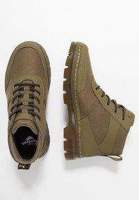 Dr. Martens - BONNY TECH - Lace-up ankle boots - olive - 1
