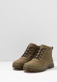 Dr. Martens - BONNY TECH - Lace-up ankle boots - olive - 2
