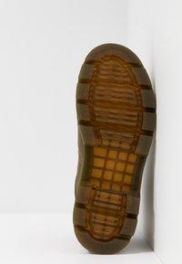 Dr. Martens - BONNY TECH - Lace-up ankle boots - olive - 4