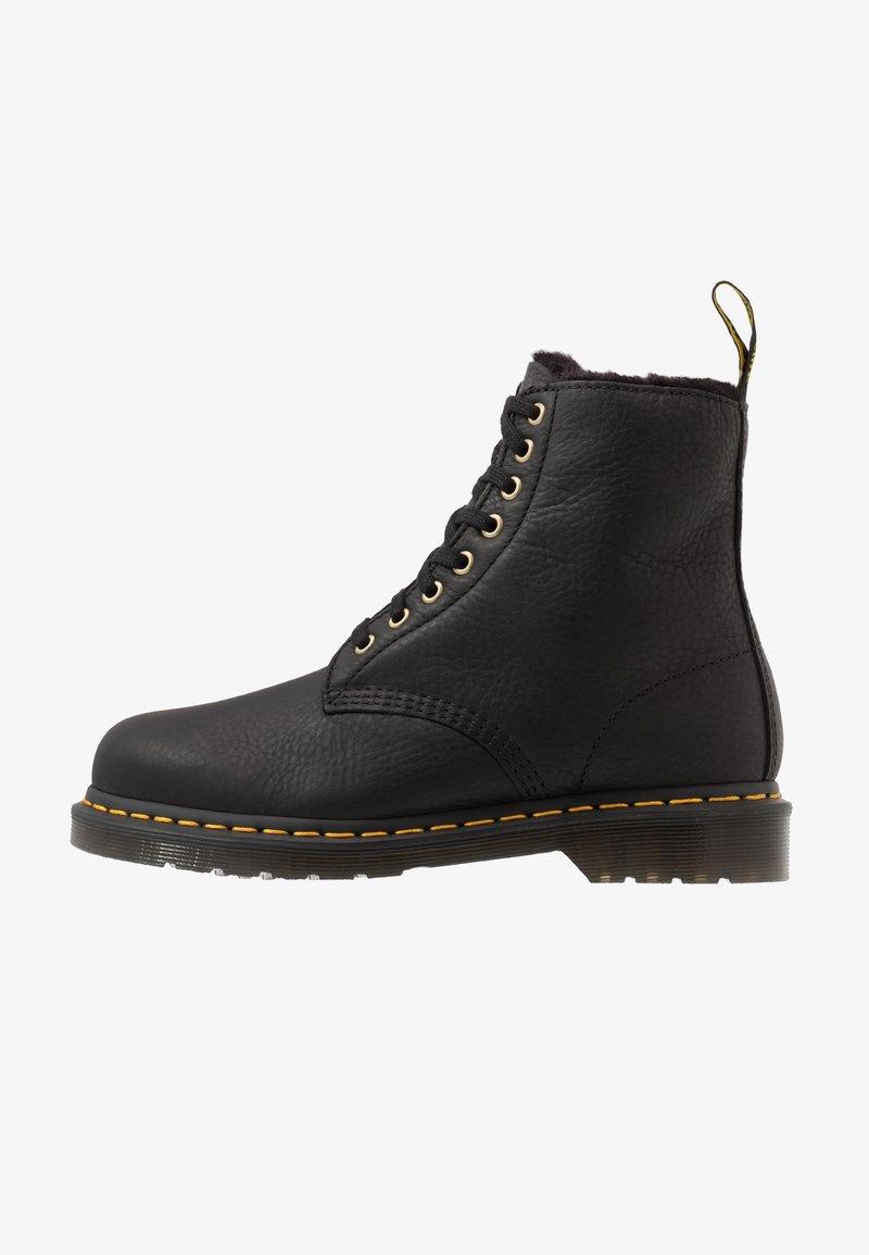 Dr. Martens - 1460 PASCAL  - Lace-up ankle boots - black