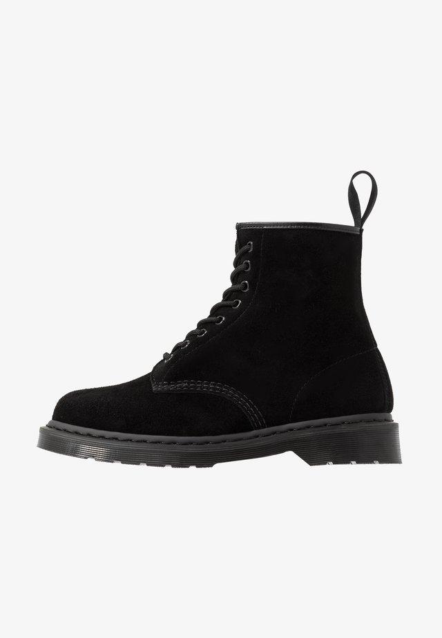 1460 - Snörstövletter - black