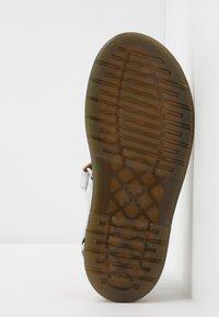 Dr. Martens - ROMI - Sandals - silver crinkle metallic - 5