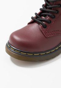 Dr. Martens - 8-EYE BOOT  - Classic ankle boots - cherry red - 2