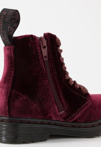Dr. Martens - PASCAL - Bottines à lacets - cherry red - 2