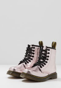 Dr. Martens - 1460  - Classic ankle boots - pink salt metallic - 3