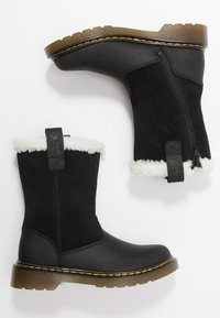 Dr. Martens - JUNEY JUNIOR - Winter boots - black - 0