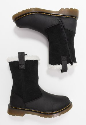 JUNEY YOUTH - Bottes de neige - black