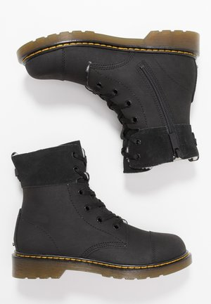 AIMALITA - Lace-up ankle boots - black