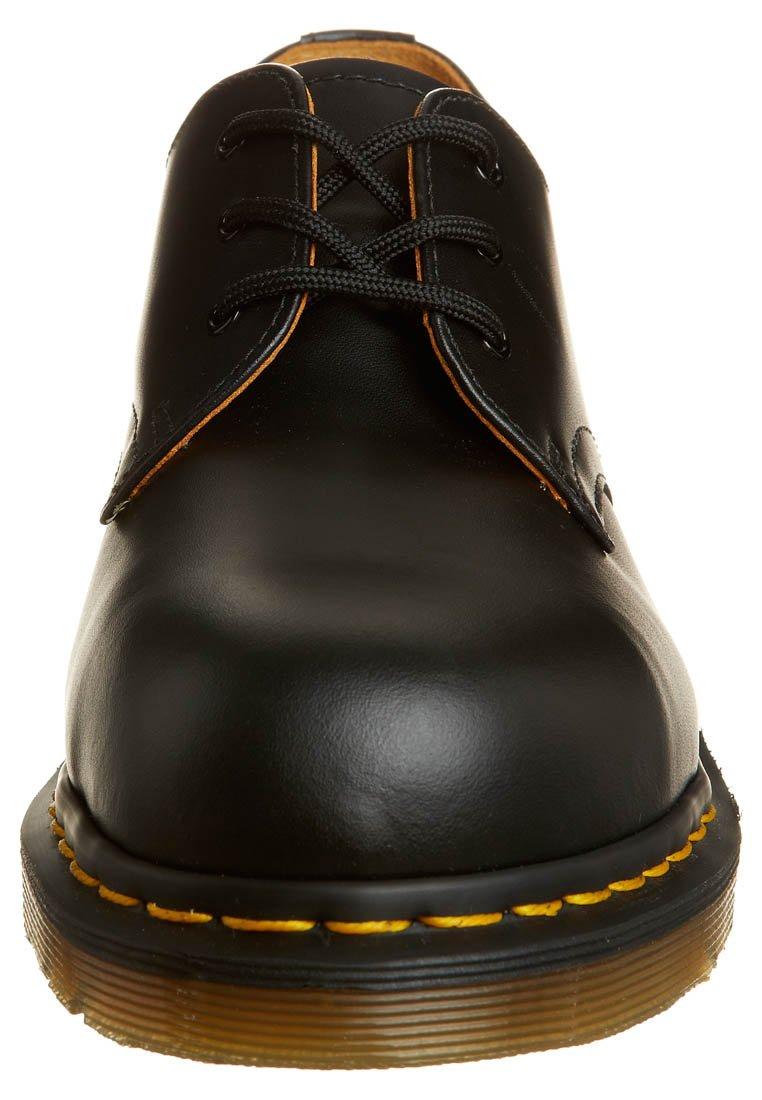 Dr. Martens 1925 3 EYE BOOT - Sportlicher Schnürer - black