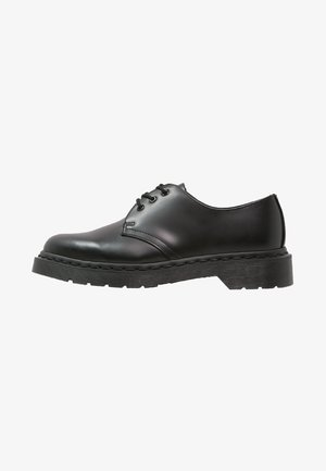 1461 MONO - Veterschoenen - mono black