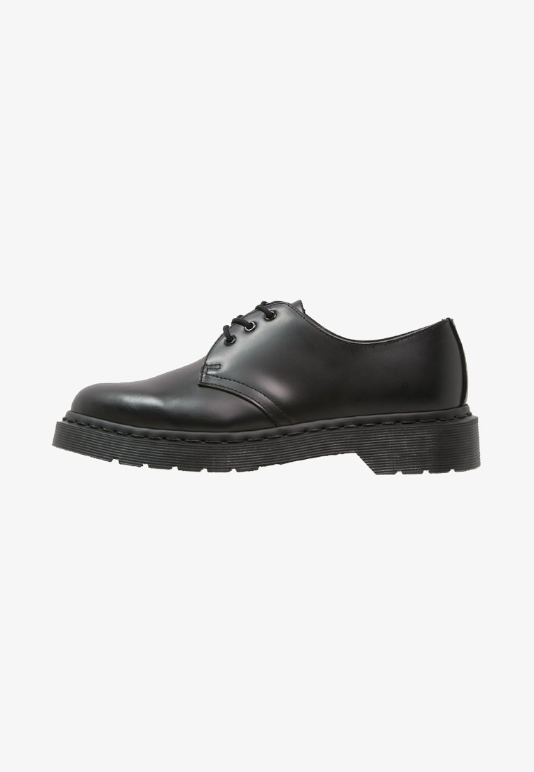 Dr. Martens - 1461 VIRGINIA - Oksfordki - mono black