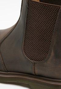 Dr. Martens - 2976 CHELSEA - Kotníkové boty - gaucho - 5