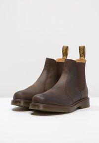 Dr. Martens - 2976 CHELSEA - Kotníkové boty - gaucho - 2